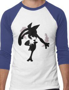 Froakie - Frogadier - Greninja ( Evolution line ) Men's Baseball ¾ T-Shirt