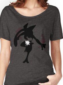 Froakie - Frogadier - Greninja ( Evolution line ) Women's Relaxed Fit T-Shirt