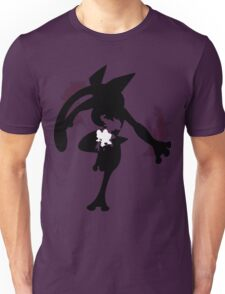 Froakie - Frogadier - Greninja ( Evolution line ) Unisex T-Shirt