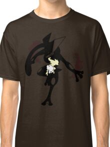Froakie - Frogadier - Greninja ( Evolution line ) V2 Classic T-Shirt