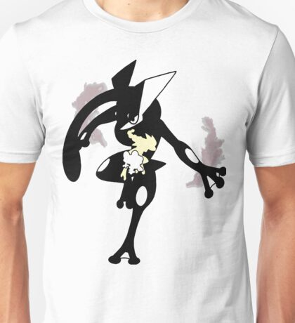 Froakie - Frogadier - Greninja ( Evolution line ) V2 Unisex T-Shirt