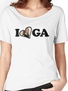 I Heart GA Women's Relaxed Fit T-Shirt