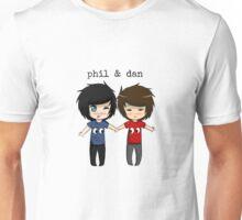 phil & dan  Unisex T-Shirt