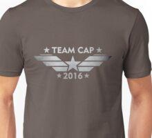 Team Cap 2016 - Grunge Unisex T-Shirt