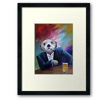 Most Interesting Otter Framed Print