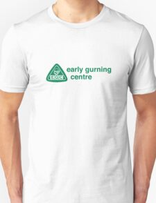 Early Gurning Centre Unisex T-Shirt