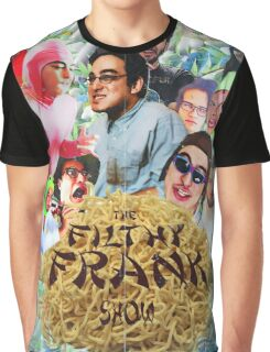 Filthy Frank - King of Filth (Distressed) Graphic T-Shirt