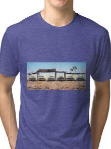 A Fordable Tri-blend T-Shirt