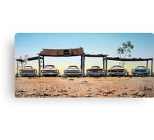 A Fordable Canvas Print