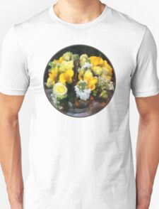 Bouquet With Roses and Calla Lilies T-Shirt