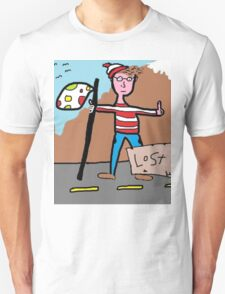 There he issss.... Unisex T-Shirt