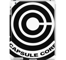 Capsule Corp - DBZ iPad Case/Skin