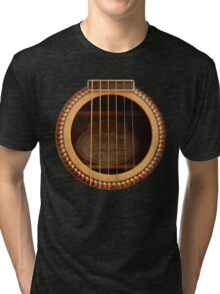 Acoustic Sound Tri-blend T-Shirt