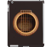 Acoustic Sound iPad Case/Skin