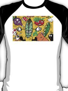 Fruits and Nintendo T-Shirt