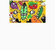 Fruits and Nintendo Unisex T-Shirt