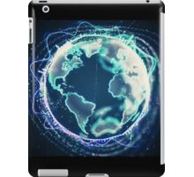World Of Sound   Planet Earth iPad Case/Skin
