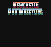Newcastle Pro Wrestling Retro Logo Unisex T-Shirt