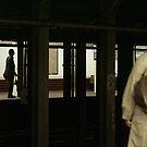 NYC Subway by Cvail73