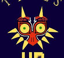 Majora's Mask - Time's Up by Tigeri102