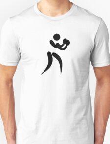 Boxing Pictogram T-Shirt