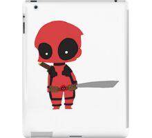 Chibi Deadpool iPad Case/Skin