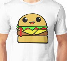 Kawaii Burger  Unisex T-Shirt