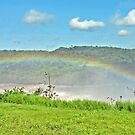 Itaipu Rainbow by Graeme  Hyde