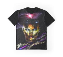Grace in Space Tribute Graphic T-Shirt