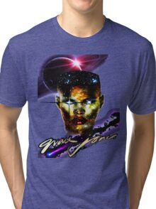 Grace in Space Tribute Tri-blend T-Shirt
