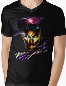 Grace in Space Tribute Mens V-Neck T-Shirt