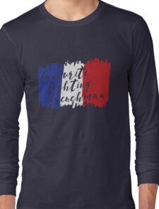 Fighting French Long Sleeve T-Shirt