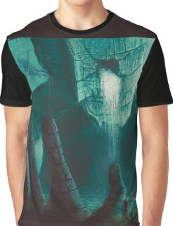 Erosion Graphic T-Shirt