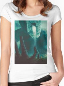 Erosion Women's Fitted Scoop T-Shirt