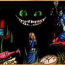 Alice in Wonderland by siriusreno