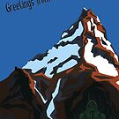Greetings from the Lonely Mountain! by Dralore