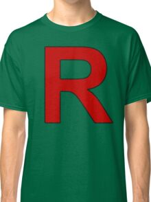 Team Rocket - Jessie and James Classic T-Shirt