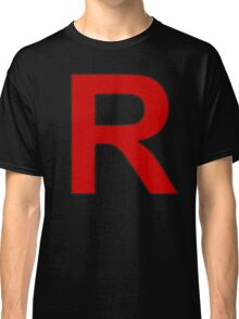 Team Rocket - Jessie and James Classic T-Shirt