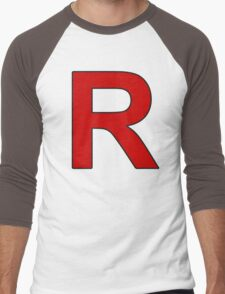Team Rocket - Jessie and James Men's Baseball ¾ T-Shirt