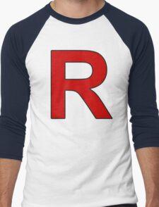 Team Rocket - Jessie and James Men's Baseball ¾ T-Shirt