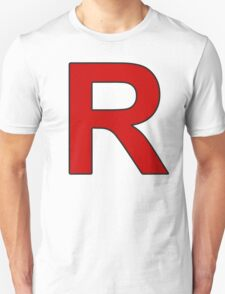 Team Rocket - Jessie and James Unisex T-Shirt