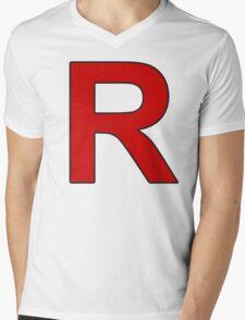 Team Rocket - Jessie and James Mens V-Neck T-Shirt