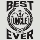 BEST UNCLE EVER by omadesign