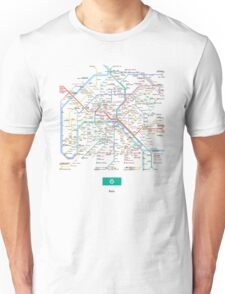 paris subway Unisex T-Shirt