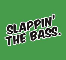 """Slappin the bass."" by musclestache"