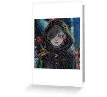 Tokyo Ghoul - Kaneki Ken Greeting Card