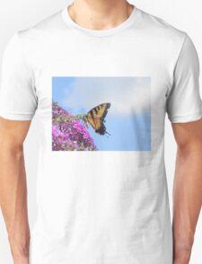Butterfly017 Unisex T-Shirt