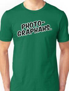 """Photo-graphas"" Unisex T-Shirt"