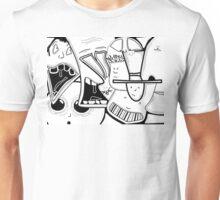 Characters  Unisex T-Shirt