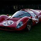 1967 Ferarri 330 P3/4 by Timothy Meissen